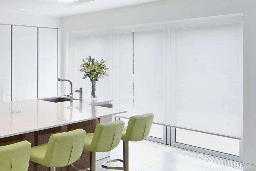 dining roller blinds