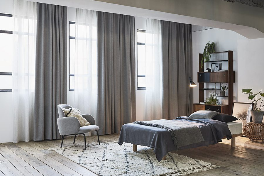 luxury blackout curtains