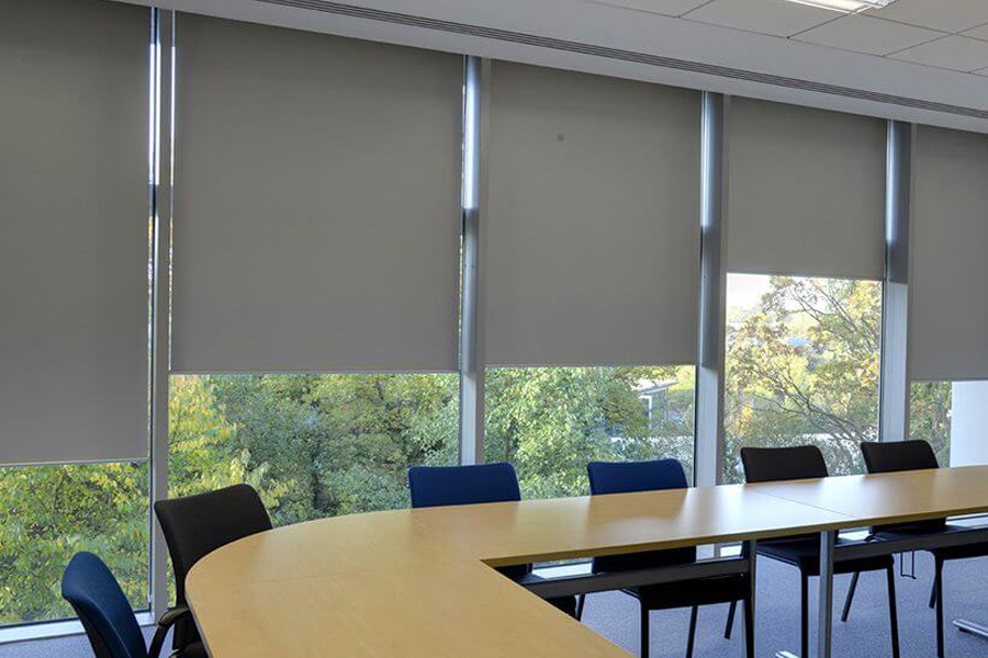 meeting room roller blinds