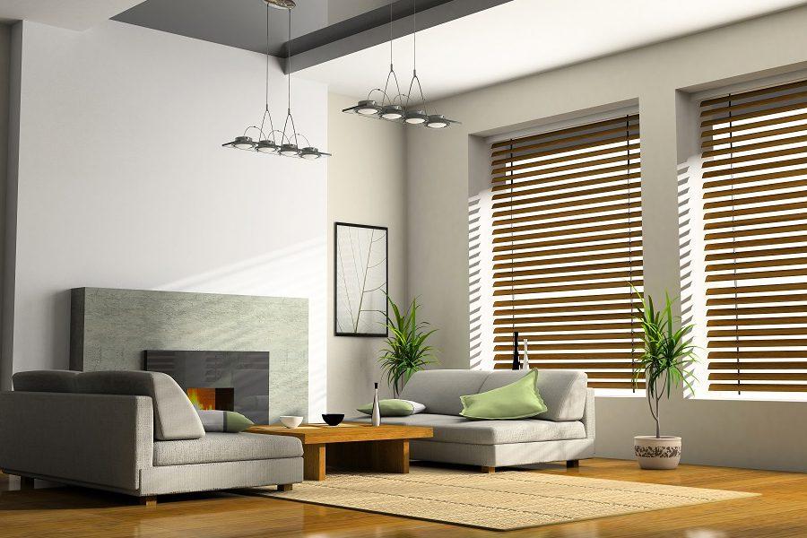 modern combi blinds